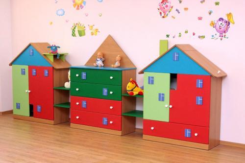 Дитячі кімнати під замовлення